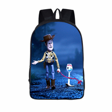 2019 Toy Story 4 Mochilas Kids Cartoon School <strong>Bag</strong> Juguetes De Woody Backpack Sublimation Print Back <strong>Bag</strong> Student Toy Story <strong>Bag</strong>