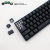 TBKB 63KeyPro Wireless Full RGB ABS Double Shot Keycaps With Type-C Dual Mode Gaming Mechanical Keyboard