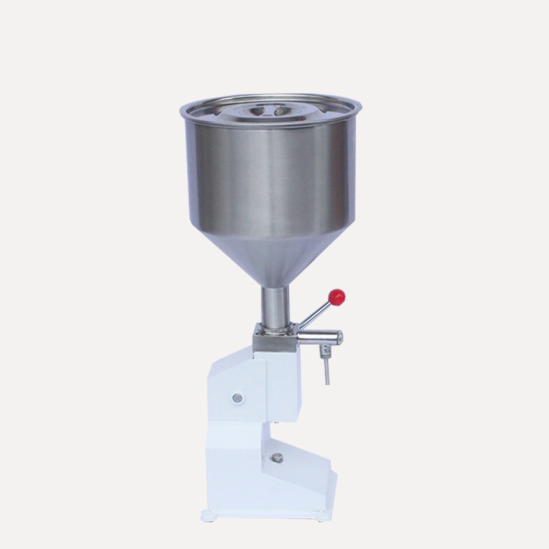 <strong>A03</strong> manual Paste gel and liquid filling machine