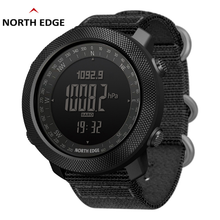 Outdoor Sports <strong>Smart</strong> <strong>Watch</strong> NORTH EDGE APACHE Full Metal Mountaineering Swimming Multifunction <strong>Watch</strong>