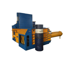 Hydraulic <strong>Scrap</strong> Aluminum UBC Cans Baler Machine / Aluminum Tin Cans Baler Machine Price for new Zealand