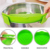 Food Grade Kitchen Drain Clip-on Silicone Collapsible Pasta Strainer