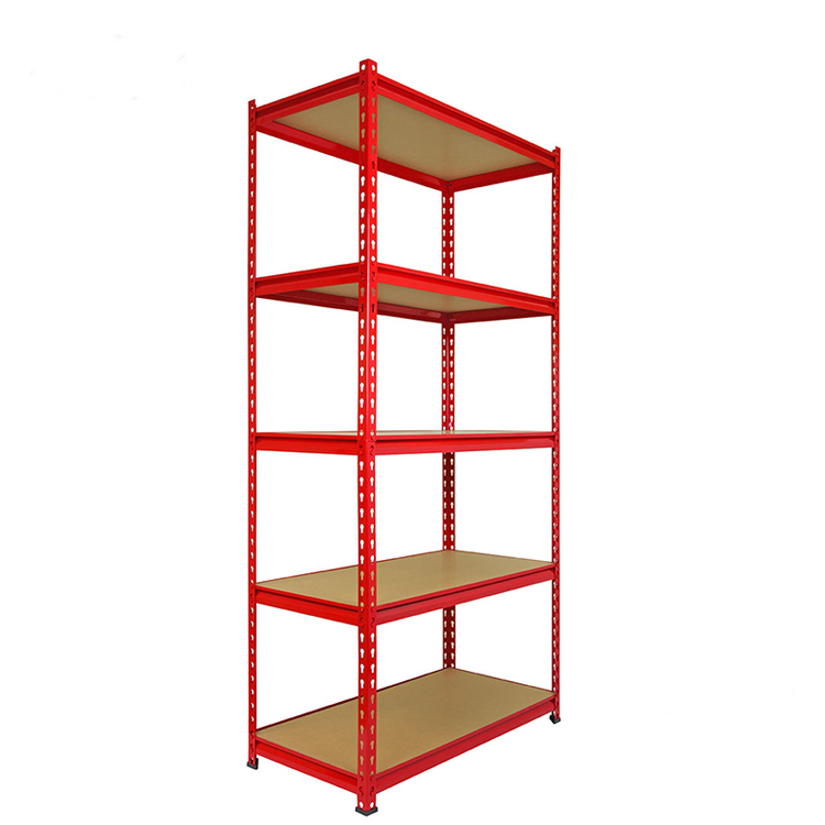 Heavy duty adjustable steel garage storage shelving <strong>rack</strong>