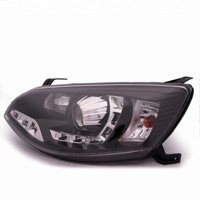 low price waterproof led auto head lamp for Lada Kalina 2 LED headlight for lada1118