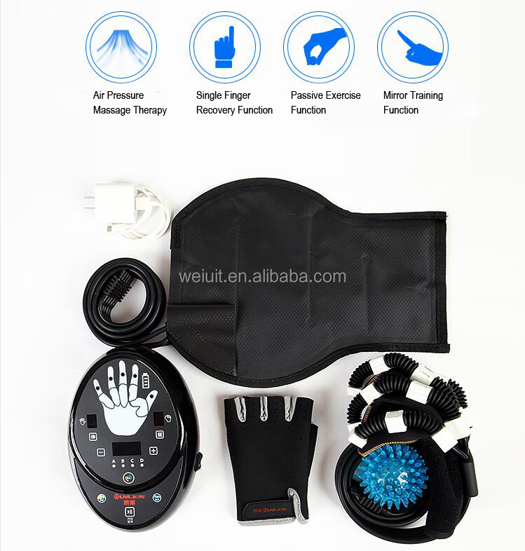 Multiple Functional electric hand massager for stroke patient hand rehabilitation