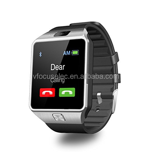 Customized smart watch touch screen DZ09 smartwatch for android with charging/<strong>music</strong> listening/camara