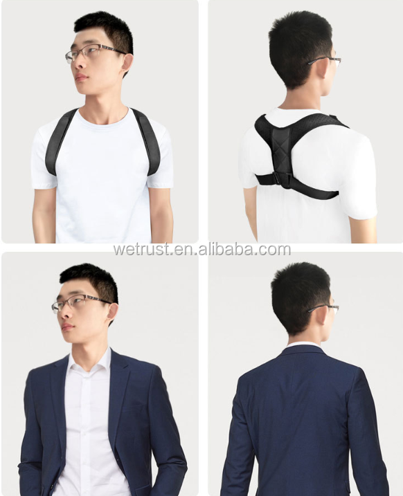 Posture Corrector Correction Shoulder Back Support Belt