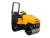 HANK 2020 NEW mini driving road roller road roller compactor