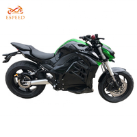 High Speed Power Bike Electric Super Soco Motorcycle 3000w Adult