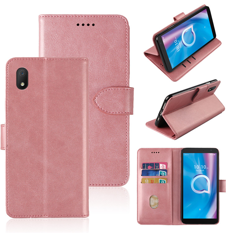 For Alcatel 1B 2020 for Blackview A80 Pro for Google Pixel 3a XL for OPPO Reno A <strong>Leather</strong> Wallet Card Slots Holder Phone <strong>Case</strong>