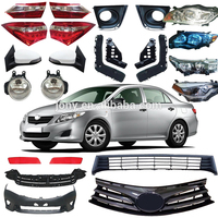 High Quality New Auto Car Body Kit spare Parts For Corolla 2012
