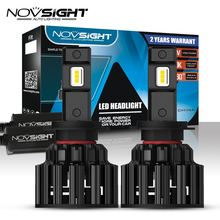 Auto lighting system Led headlight <strong>bulb</strong> H4 H7 H11 9005 9006 led headlight kit car F03/F3 plus Novsight A397-F06 20000lumens 100W