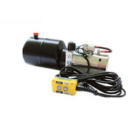 12v dc hydraulic power pack power unit power pump