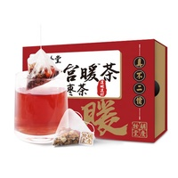10 Kinds of Chinese Traditional Medicine Formula Red Date Dried Longan Tea Health Herbal Tonic Granulated Ginger Tea Bag