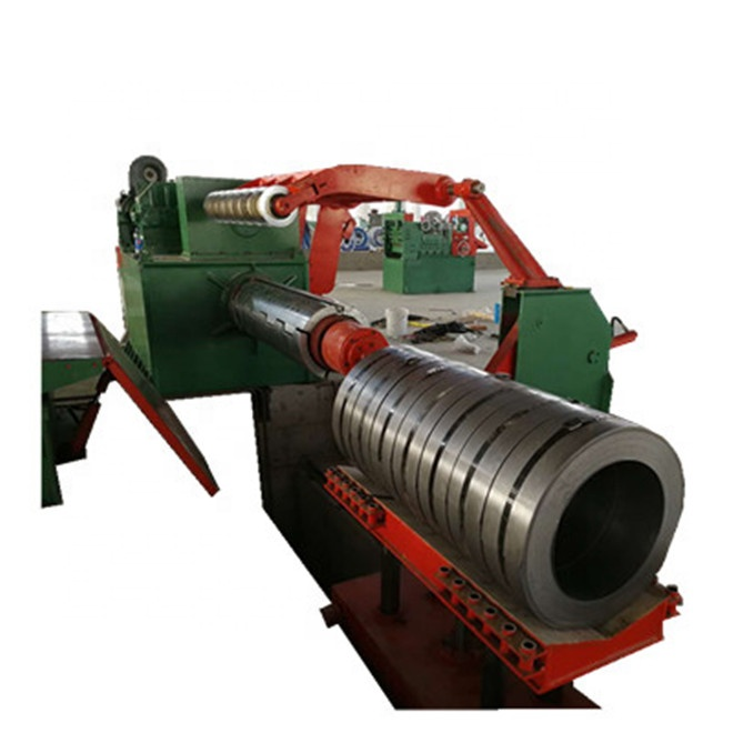 Slitting Line Coil Steel Slitting Line <strong>Equipment</strong> Supplier In China