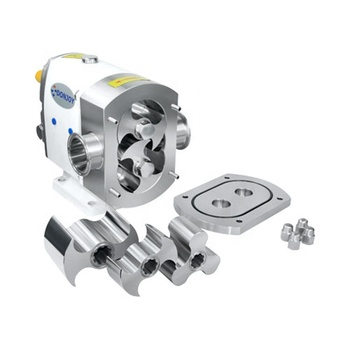 Donjoy lobe pumps stainless steel sanitary food grade rotor oil pump