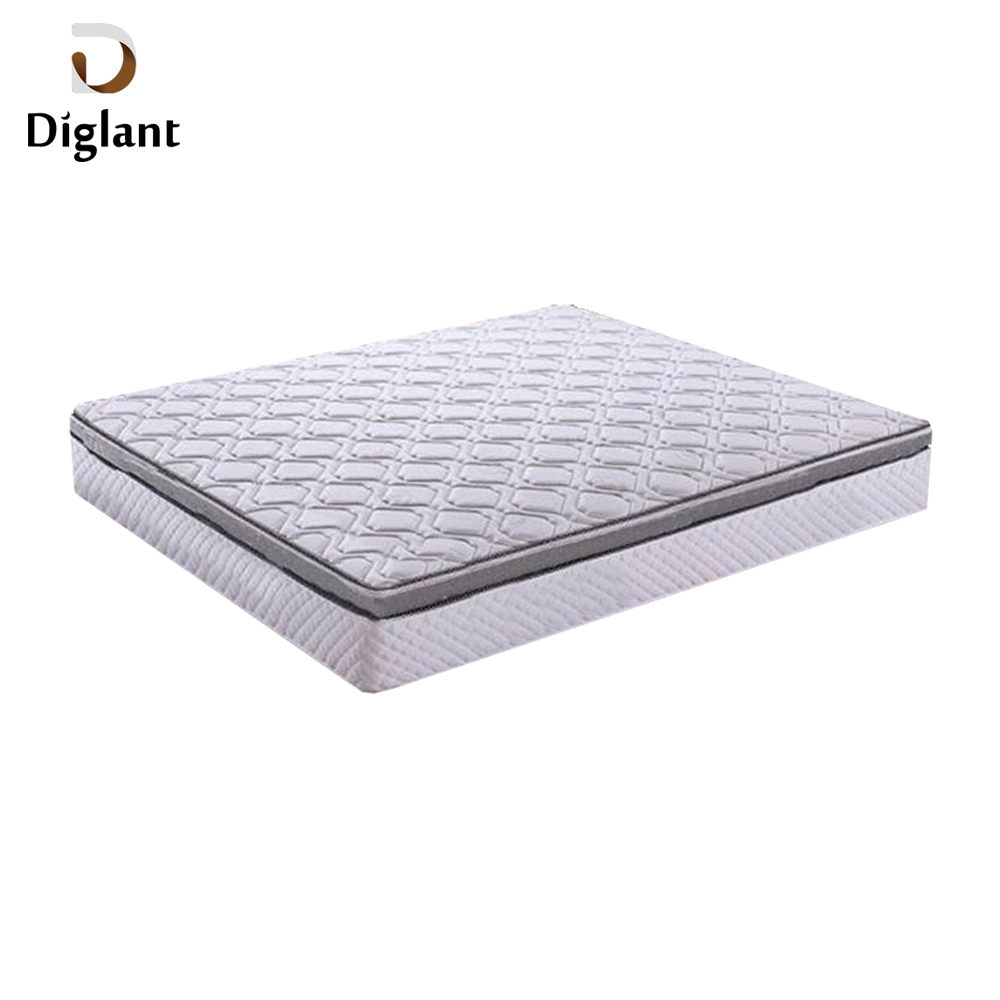 DM090 Diglant Gel Memory Latest Double Fabric Foldable King Size Bed Pocket bedroom furniture outdoor mattress - Jozy Mattress | Jozy.net