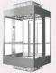 OTIS small home elevator lift for disable people elder people