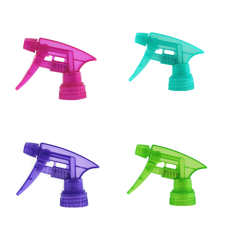 High quality small plastic trigger sprayer hand button <strong>spray</strong> for watering and cleaning