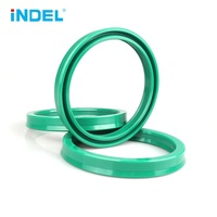 BS Oil Resistant Hydraulic Polyurethane PU Rod Seal