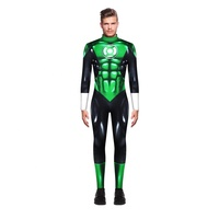 Halloween Men Party Tights Bodysuit Zentai Suit