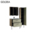 2020 fancy elegant modern new bathroom vanity washbasin bathroom cabinet