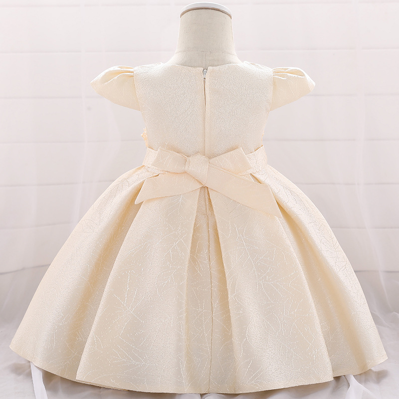 Wholesale 2019 New Arrival Ruffles Kids Little Girls Evening Party Princess Frock with Good Price
