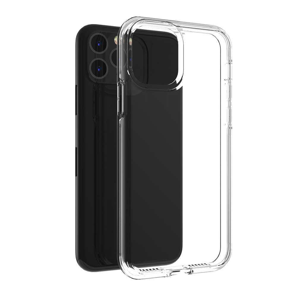 OEM Customized TPU PC Clear Shell Cell Phone Case For iPhone XS <strong>Max</strong> For I Phone 11 Pro <strong>Max</strong>