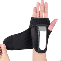 1pc Splint Sprains Arthritis Band Belt Carpal Tunnel Hand Wrist Support Brace Wristband Wrap Guard Protector For Fitness