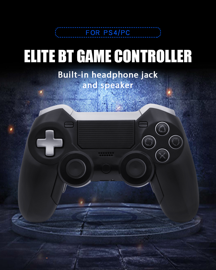 Wireless Gamepad For PS4 Elite Wireless Controller Gamepad