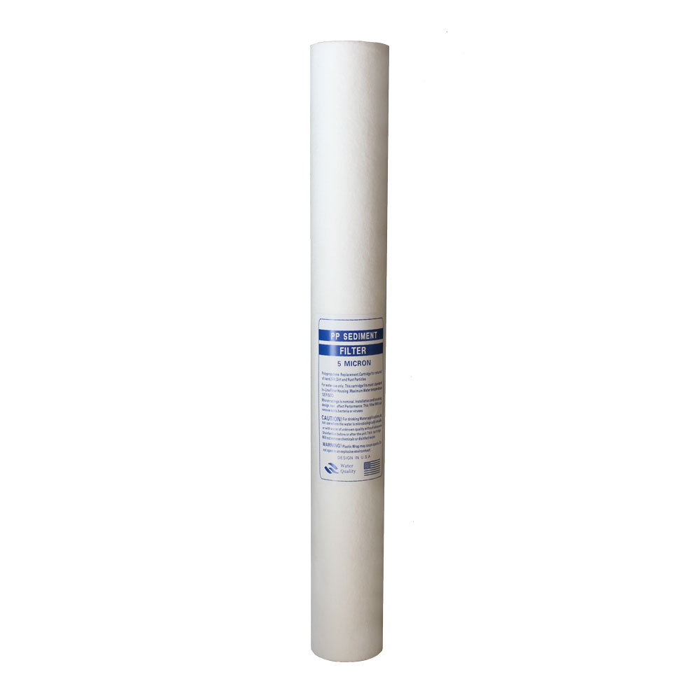 0.5 micron economic PP melt-blown filter cartridge element for <strong>filtration</strong>
