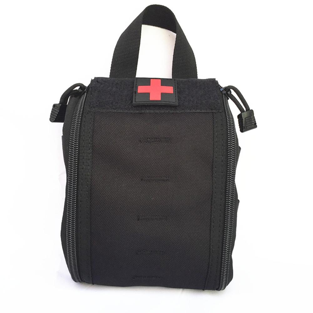Tactical EMT Medical First Aid IFAK Blowout Utility Pouch water proof survival <strong>kit</strong>