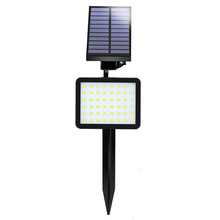 Outdoor Wall Mount IP65 48 LEDs Solar Lawn Light Security Wall Light Waterproof Lamparas Solares