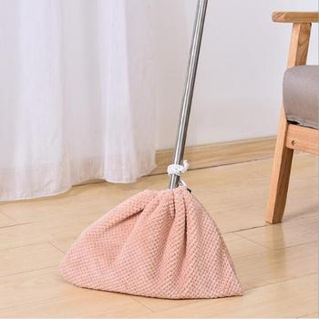 Hot sale Household water absorbent mop broom cover cloth / broom cover cloth