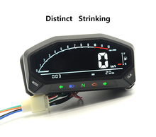 After market factory supply Super performenceElectric Instrument Cluster High Technology Motorcycle Aftermarket Speedometer
