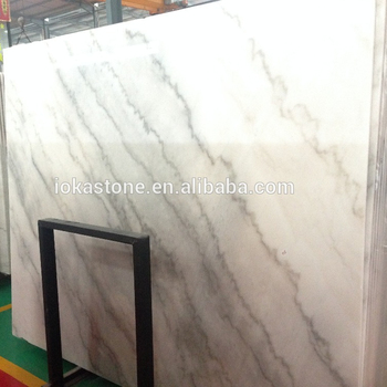 China cheapest guangxi white marble slabs