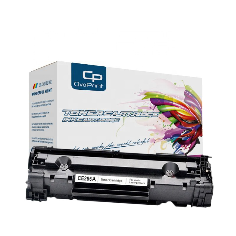 Civoprint Hot Sale <strong>Toner</strong> Cartridge Ce285A Compatible Laserjet P1102 P1132 Printer <strong>Toner</strong>