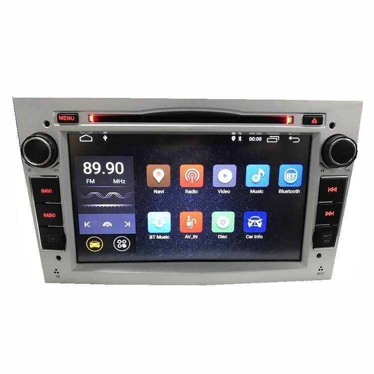 Android 9 Car DVD Player for Opel Astra h g Zafira B Vectra C <strong>D</strong> Antara Combo Car Radio System