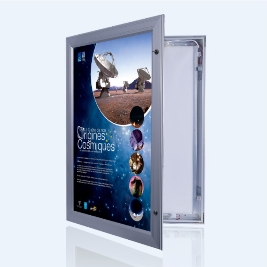 Airport Advertising Light <strong>Box</strong> Outdoor Lightbox Outdoor square aluminum frame advertising <strong>led</strong> lockable light <strong>box</strong>