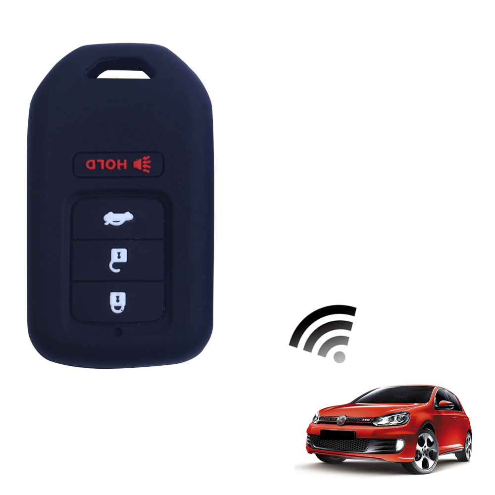 Wholesale Custom Design silicone remote car key cover for HONDA