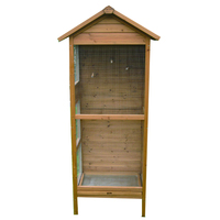 Custom Factory wholesale large simple bird cage parrot