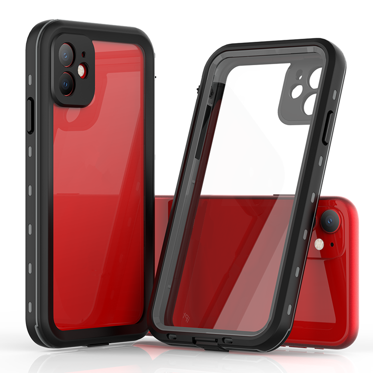 2019 new products pc tpu back covers ip68 underwater waterproof shockproof mobile phone <strong>case</strong> for iPhone 11 pro