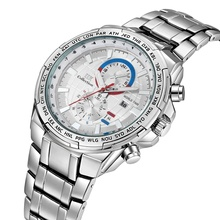 2019 Hot Fashion Watches <strong>Date</strong> Show Quartz Movement 3Atm Waterproof Sports Watch