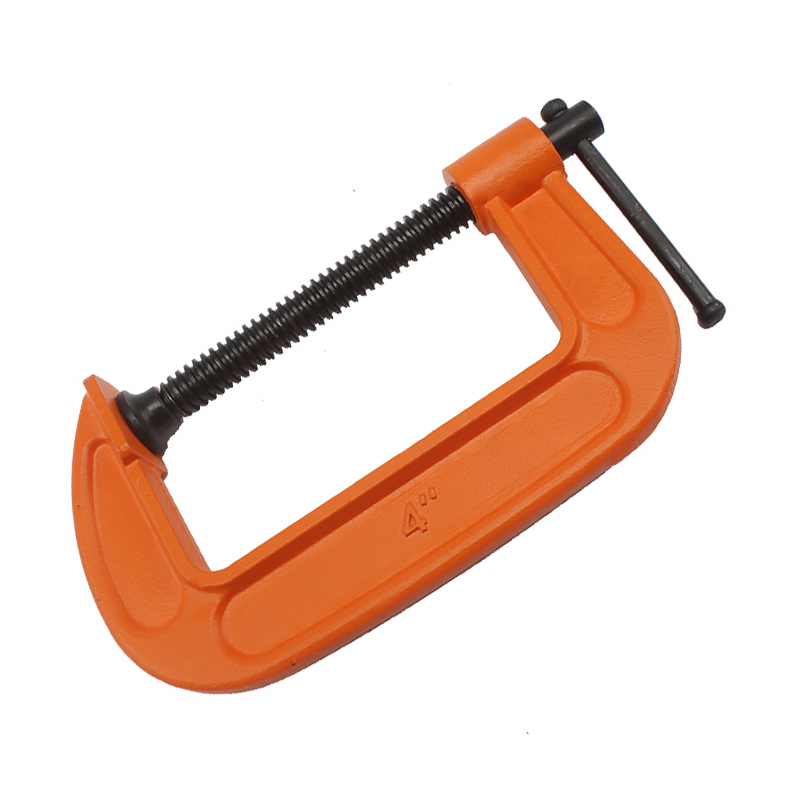 Sliding T Bar Handle Quickly Easy Fitting with Wide Jaw Opening Hobby Craft Application <strong>C</strong> Clamp