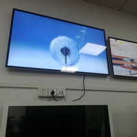 digital Signage 1080P video wall folding advertising signs