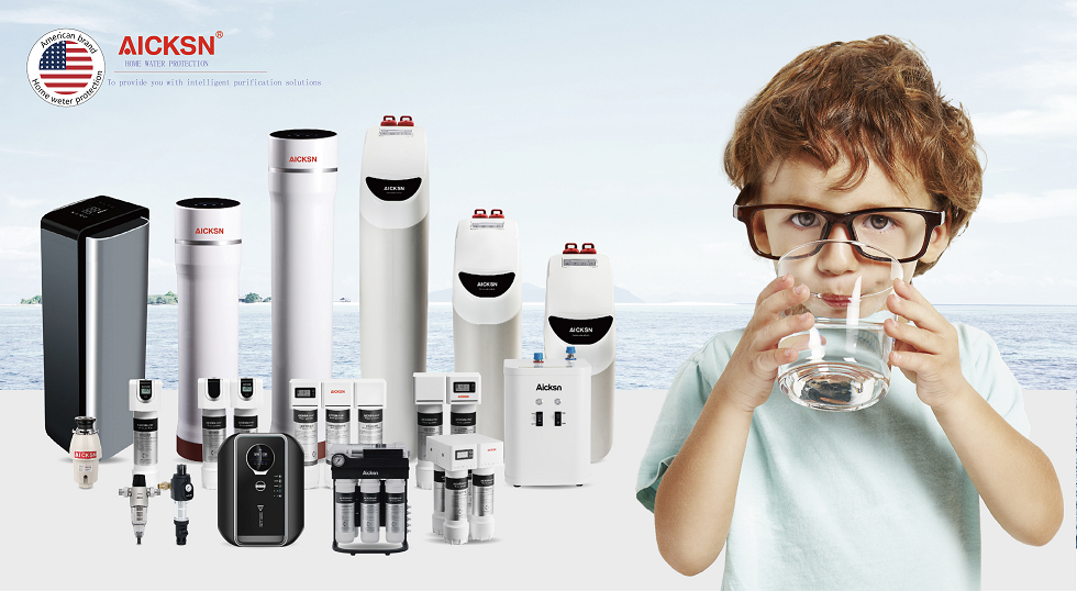 Hight quality home use no power no pump  RO drinking water filter reverse osmosis purification system