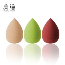 Wholesale Colorful Latex-free Cosmetic Puff Beauty Teardrop Makeup Sponge