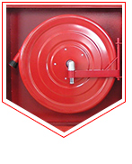 DN45 Flexible Fire Hose with Barcelona Coupling