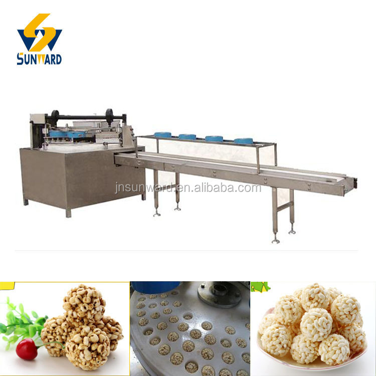 Automatic Millet Bar Stick Snack Food Maker Millet Cake Snack Food Machinery