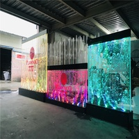Self standing bubble wall screens & room dividers with customized logos